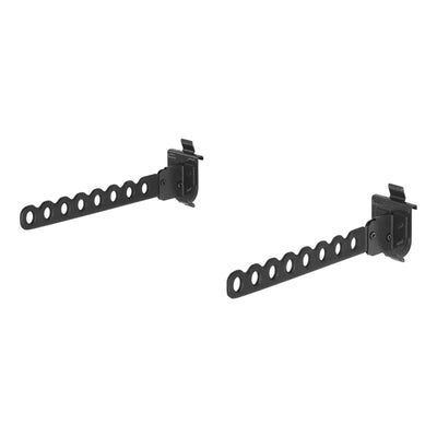 1 of 9 images - Foldaway Hanger Hook Pair (thumbnails)