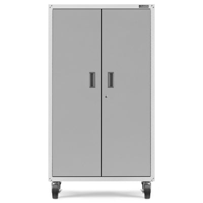 6 of 7 images - Ready-to-Assemble Mobile Storage Cabinet (thumbnails)