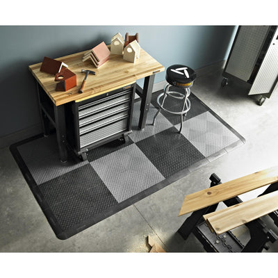 "3 of 5 images - 12"" x 12"" Tile Flooring (24-Pack) (thumbnails)"