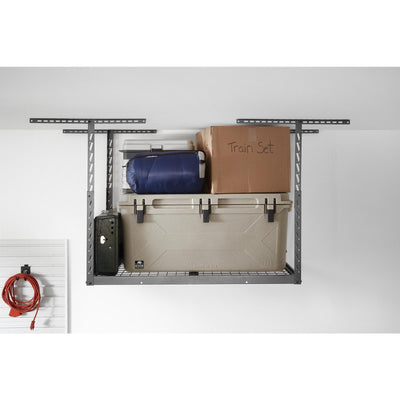 4 of 7 images - Overhead GearLoft™ Storage Rack 2 x 4 (thumbnails)