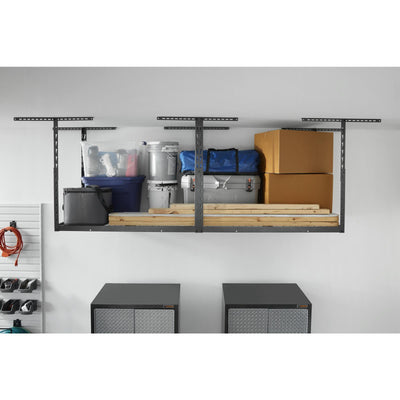 4 of 7 images - Overhead GearLoft™ Storage Rack 2 x 8 (thumbnails)
