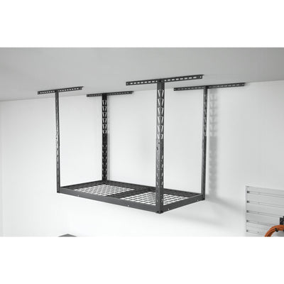 5 of 7 images - Overhead GearLoft™ Storage Rack 2 x 4 (thumbnails)
