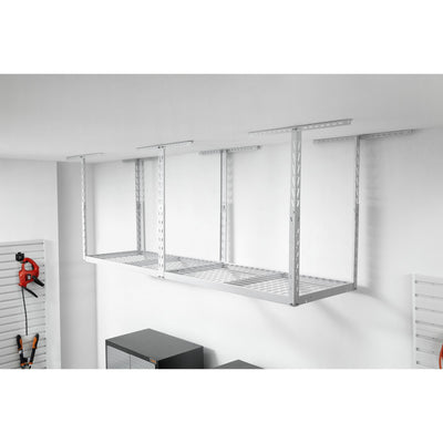 5 of 7 images - Overhead GearLoft™ Storage Rack 2 x 8 (thumbnails)