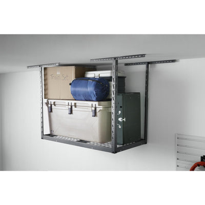 6 of 7 images - Overhead GearLoft™ Storage Rack 2 x 4 (thumbnails)