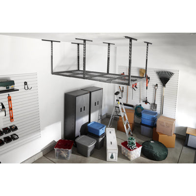 6 of 7 images - Overhead GearLoft™ Storage Rack 4 x 8 (thumbnails)
