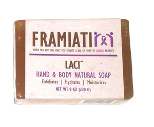 Bar Soap and Pouch
