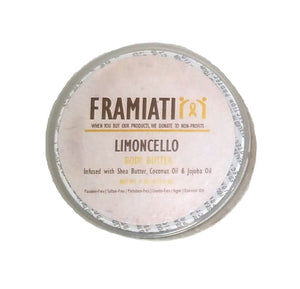 Limoncello Body Butter