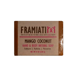 Mango Coconut Soap