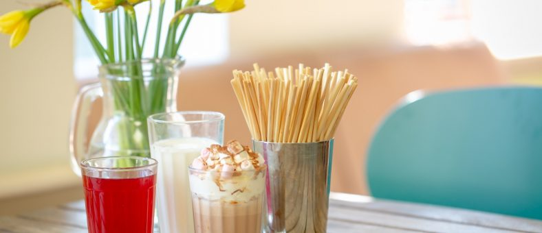 New Product! - Why we like wheat straws