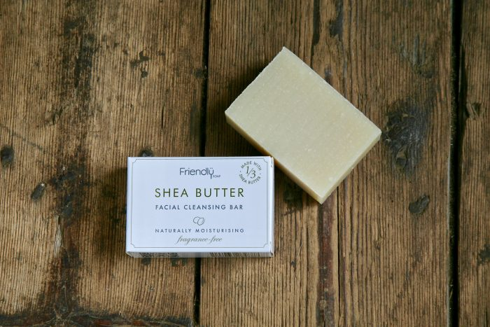 Facial Cleansing Bar, Shea Butter
