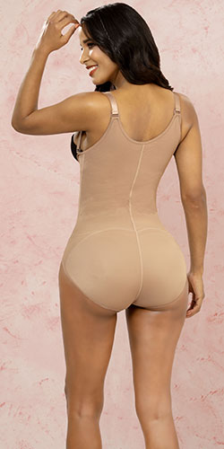 Girdle butt lift helps you loose inches