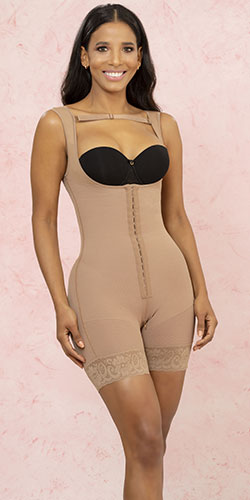 Colombian shapewear seamless high compression