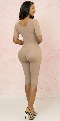 Long shapewear made in Colombia lift butt