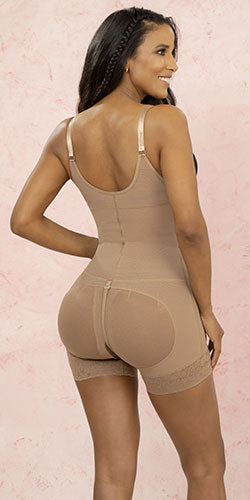 Girdle butt lift waist cincher abdomen control