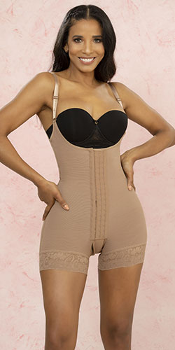 shapewear high compression that will shape the figure colombian