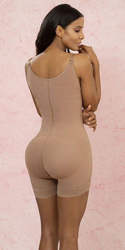 Shapewear butt lift cinches waist