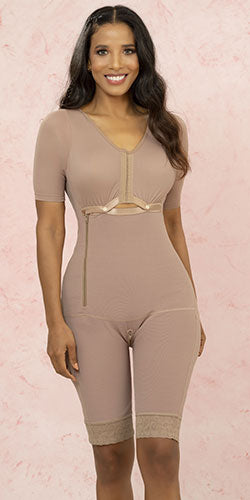 Colombian shapewear long arms and legs