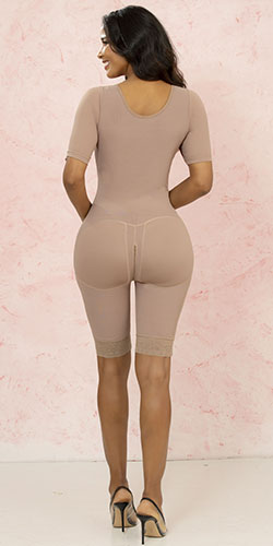 Colombian girdle butt lift shape legs and arms