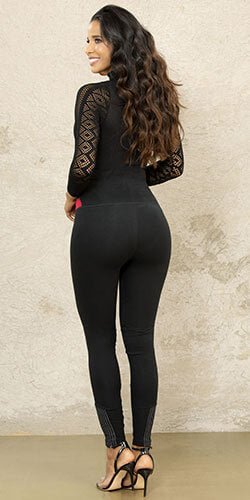 Butt lift leggings shape legs and hips
