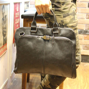13-14 Inch Laptop Leather Bags