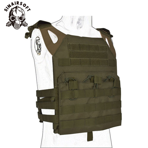 Tactical JPC Vest Body Armor Plate Carrier