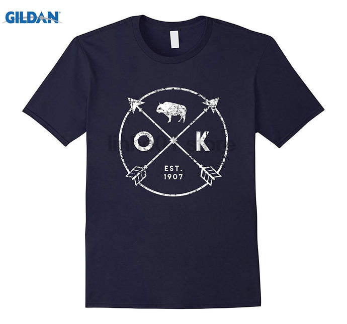 Oklahoma Adventure T Shirt