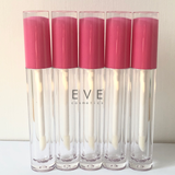 Doe Foot Wand Lip Gloss Tube (5ml) - Hot Pink