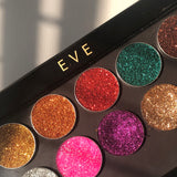 Single Pressed Glitter Pans (36mm)