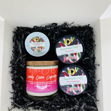 Load image into Gallery viewer, Peppermint Fluff Gift Set