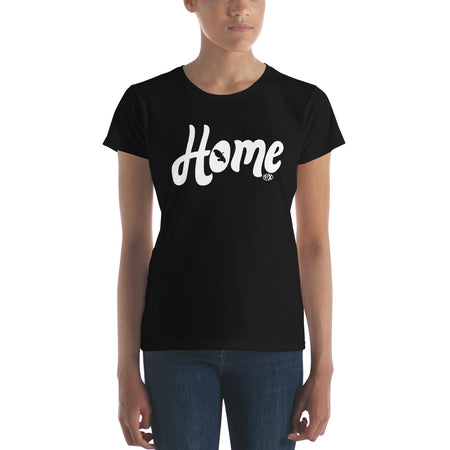 T-Shirt Femme Home Martinique