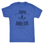 SUNRISE BARBELL CLUB