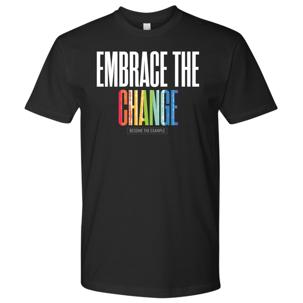 EMBRACE THE CHANGE