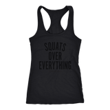 SQUATS OVER EVERYTHING