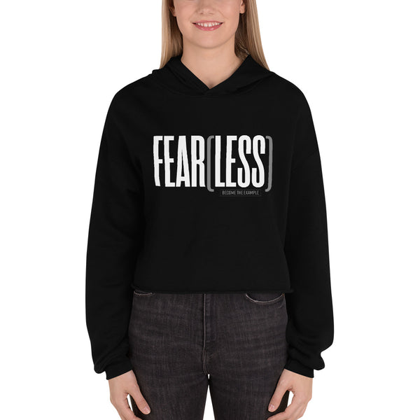 FEAR(LESS)- Crop top