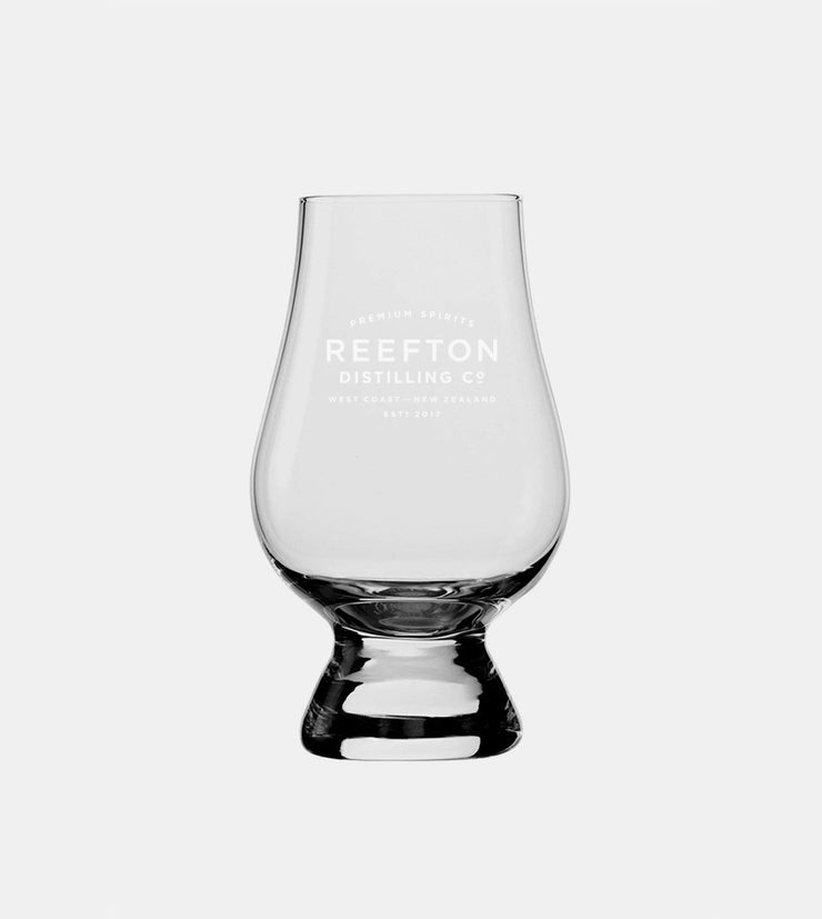 Glencairn Tasting Glass - SINGLE - Branded Reefton Distilling Co.