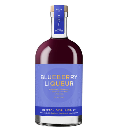Blueberry Liqueur, 700ml