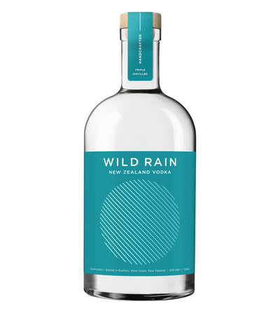Wild Rain Vodka - Premium 700ml