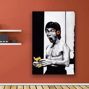 Bruce Lee Loves Jams