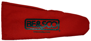 BE&SCO Oven Mitt designed for high temps while cleaning or removing stuck/stubborn material from plates or ovens.