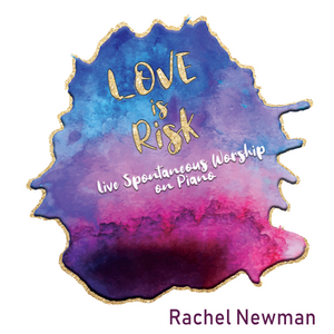 Psalms of Solomon (art journaling book) + Love is Risk (mp3) by Rachel Newman
