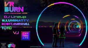 VR Burn & re-BURN Festival | 7 & 14 Dec 2019