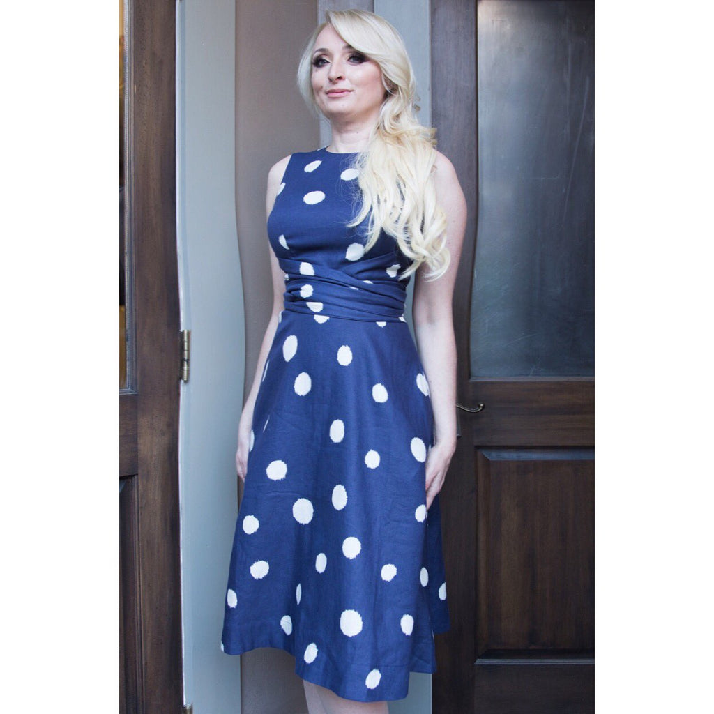 TEST - Polkadot Dress