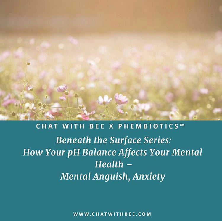 Beneath the Surface Series: How Your pH Balance Affects Your Mental Health
