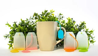Silicone Reusable Tea Infuser