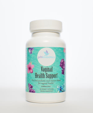 Daily Vaginal pH Balance Support