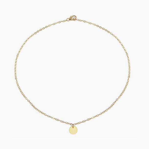Tiny Disc Choker