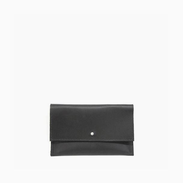 Black Accessory Cell Pouch