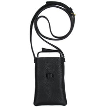 Black Cellphone<br>Crossbody Bag