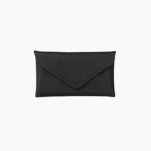 Black  Envelope Credit Card Wallet