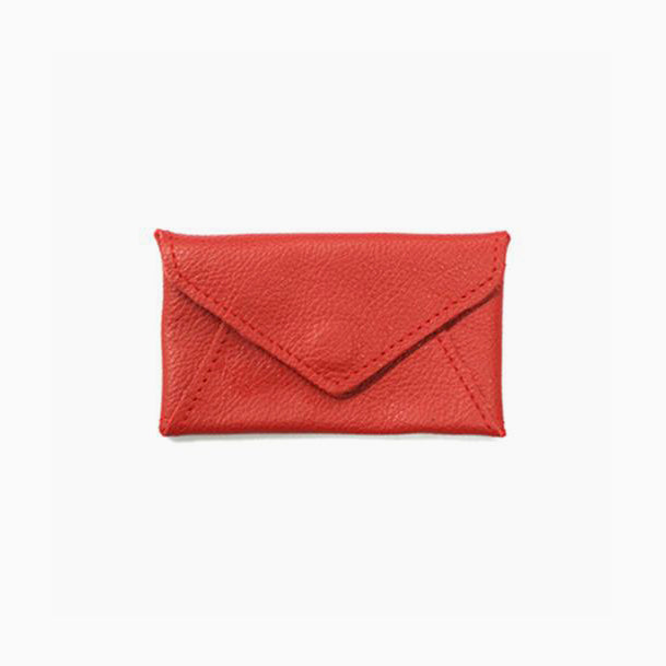 Red Envelope Credit Card Wallet